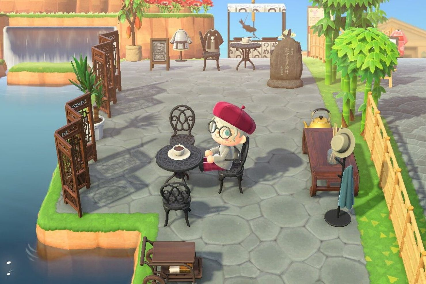 The Sprudge Guide To Animal Crossing Cafes Coffee Bean Tree